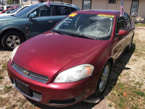 2008 Chevrolet Impala for sale at Castagna Auto Sales LLC in Saint Augustine FL
