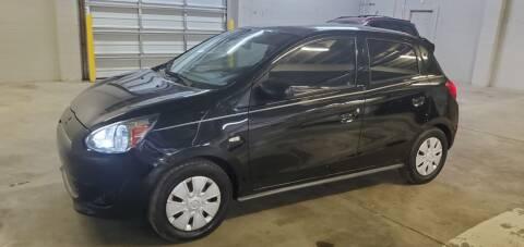2015 Mitsubishi Mirage for sale at Klika Auto Direct LLC in Olathe KS
