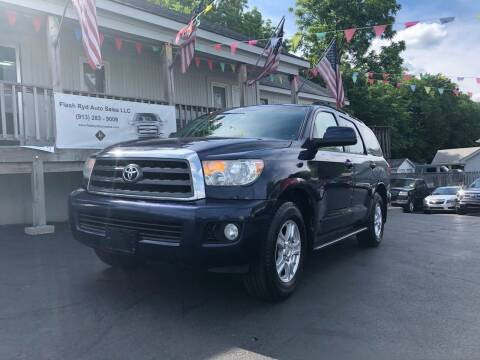 2008 Toyota Sequoia for sale at Flash Ryd Auto Sales in Kansas City KS