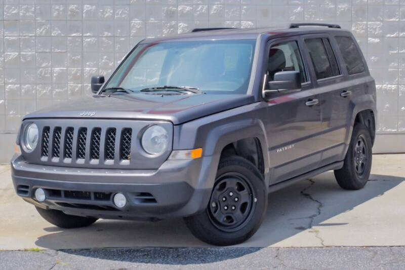 2015 Jeep Patriot for sale at Cannon Auto Sales in Newberry SC