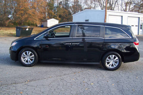 2015 Honda Odyssey for sale at Blackwood's Auto Sales in Union SC