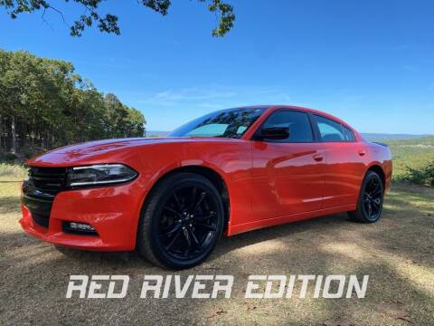 2016 Dodge Charger for sale at RED RIVER DODGE - Red River of Malvern in Malvern AR