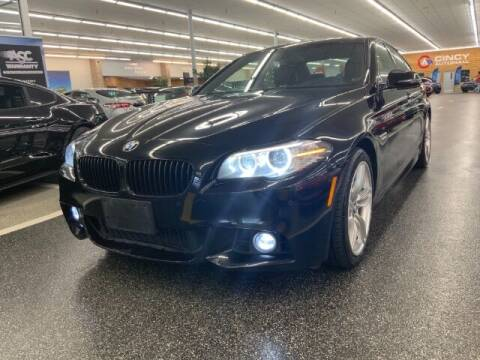 2014 BMW 5 Series for sale at Dixie Imports in Fairfield OH