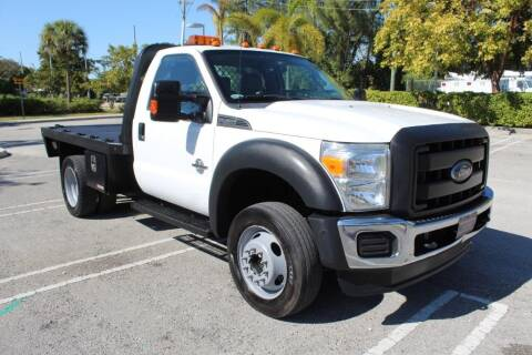 2015 Ford F-450 Super Duty for sale at Truck and Van Outlet - All Inventory in Hollywood FL