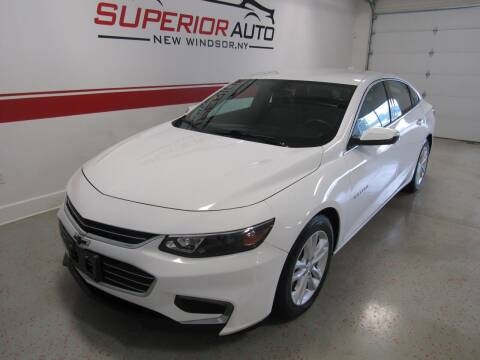 2017 Chevrolet Malibu for sale at Superior Auto Sales in New Windsor NY