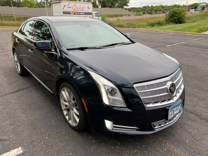 2013 Cadillac XTS for sale at SYNERGY MOTOR CAR CO in Forest Lake MN
