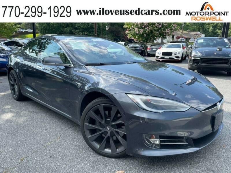 2018 Tesla Model S for sale in Roswell, GA
