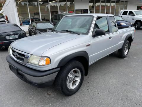 2002 Mazda Truck for sale at APX Auto Brokers in Edmonds WA