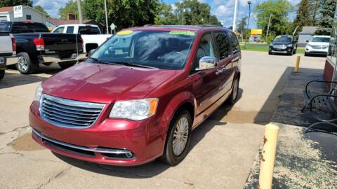 2012 Chrysler Town and Country for sale at Clare Auto Sales, Inc. in Clare MI