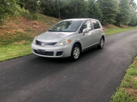 2012 Nissan Versa for sale at Economy Auto Sales in Dumfries VA