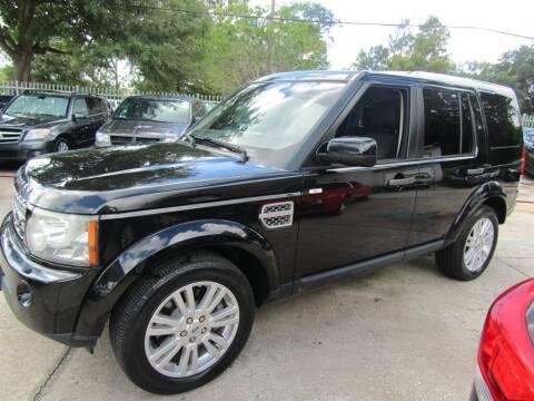2010 Land Rover LR4 for sale at AUTO EXPRESS ENTERPRISES INC in Orlando FL