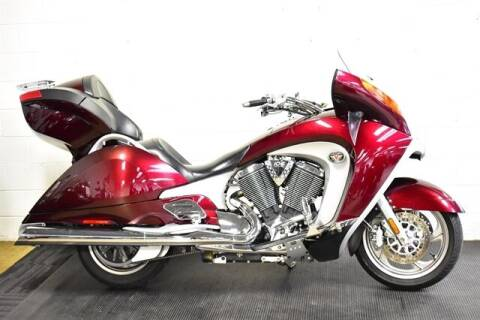 2008 Victory VISION TOU