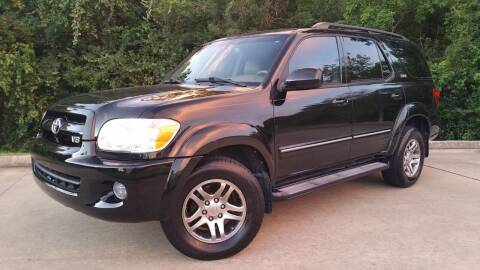 2007 Toyota Sequoia for sale at Houston Auto Preowned in Houston TX