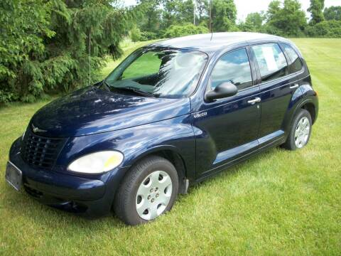 2005 Chrysler PT Cruiser for sale at Terry Mowery Chrysler Jeep Dodge in Edison OH