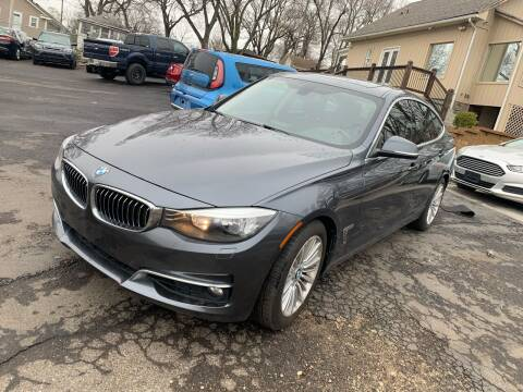 2015 BMW 3 Series for sale at Capital Mo Auto Finance in Kansas City MO