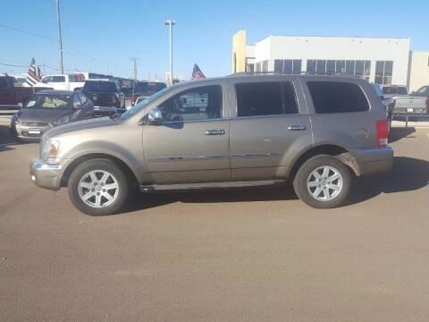 2007 Chrysler Aspen for sale at South Plains Autoplex by RANDY BUCHANAN in Lubbock TX