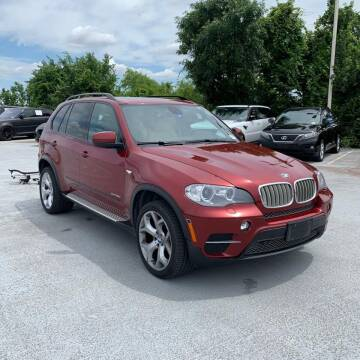 2012 BMW X5 for sale at I-80 Auto Sales in Hazel Crest IL