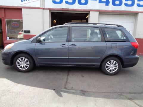 2010 Toyota Sienna for sale at Best Choice Auto Sales Inc in New Bedford MA