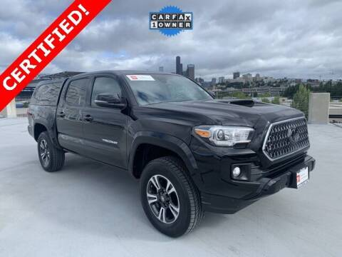 2018 Toyota Tacoma for sale at Toyota of Seattle in Seattle WA