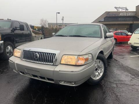 2007 Mercury Grand Marquis for sale at FASTRAX AUTO GROUP in Lawrenceburg KY