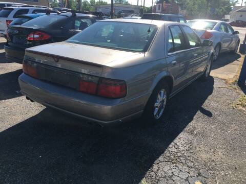 2001 Cadillac Seville for sale at Payless Auto Sales LLC in Cleveland OH