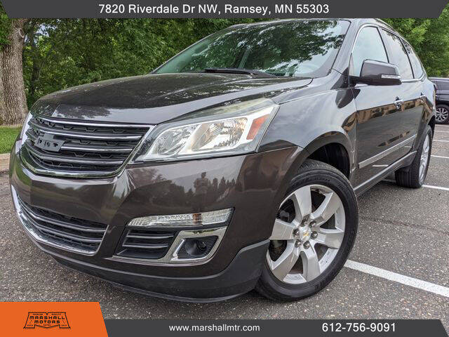 2015 Chevrolet Traverse for sale in Ramsey, MN