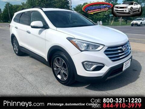 2013 Hyundai Santa Fe for sale at Phinney's Automotive Center in Clayton NY