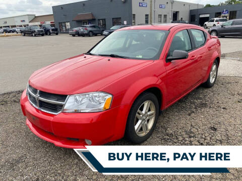 2009 Dodge Avenger for sale at Family Auto in Barberton OH