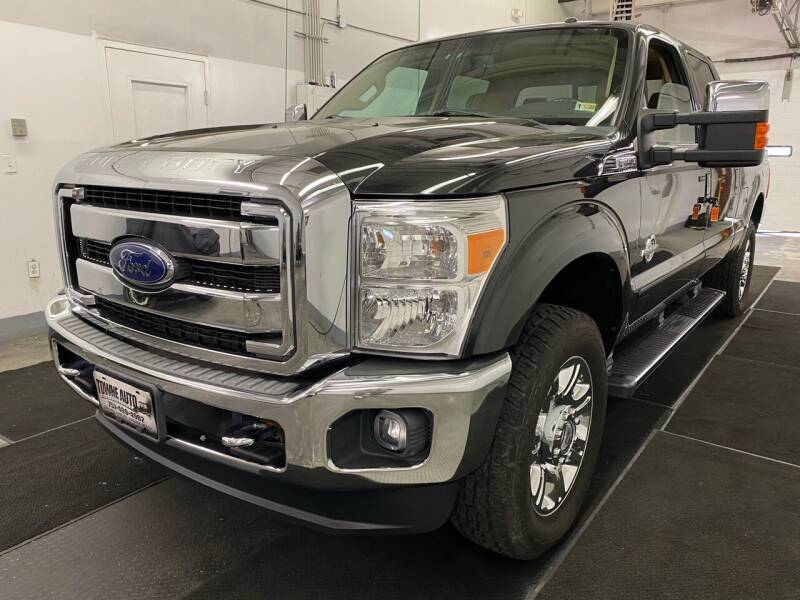 2015 Ford F-250 Super Duty for sale at TOWNE AUTO BROKERS in Virginia Beach VA
