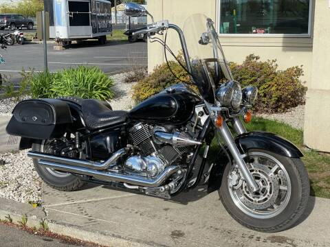 2004 Yamaha V-Star1100 for sale at Harper Motorsports-Powersports in Post Falls ID