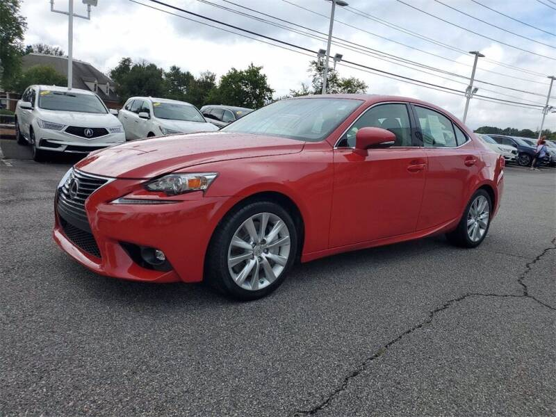 2016 Lexus IS 200t for sale at Southern Auto Solutions - Acura Carland in Marietta GA