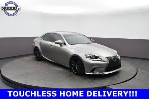 2015 Lexus IS 350 for sale at M & I Imports in Highland Park IL