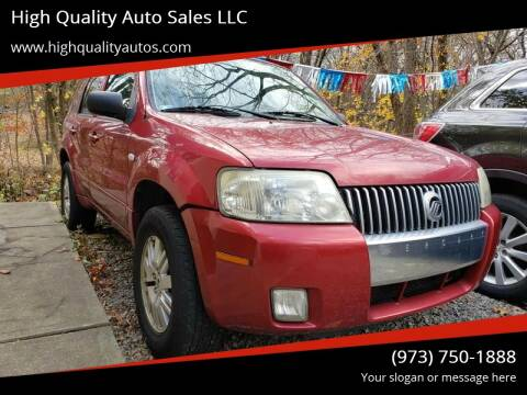 2005 Mercury Mariner for sale at High Quality Auto Sales LLC in Bloomingdale NJ