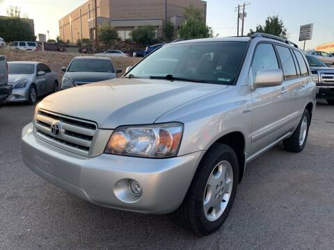 2005 Toyota Highlander for sale at Car Works in Saint George UT