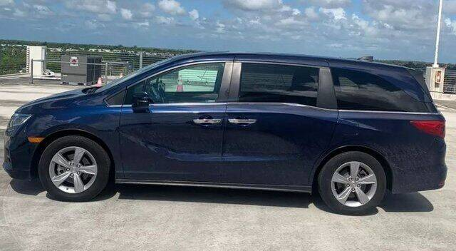 2019 Honda Odyssey for sale at Tim Short Auto Mall in Corbin KY