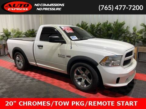 2013 RAM Ram Pickup 1500 for sale at Auto Express in Lafayette IN