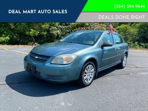 2010 Chevrolet Cobalt for sale at Deal Mart Auto Sales in Phenix City AL