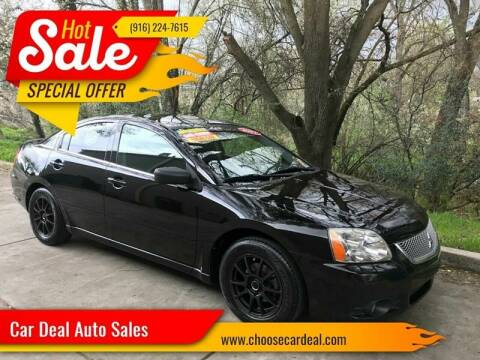 2012 Mitsubishi Galant for sale at Car Deal Auto Sales in Sacramento CA