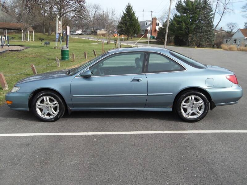 1999 Acura CL for sale at GLOBAL AUTOMOTIVE in Gages Lake IL