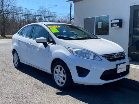 2013 Ford Fiesta for sale at Vantage Auto Group in Tinton Falls NJ
