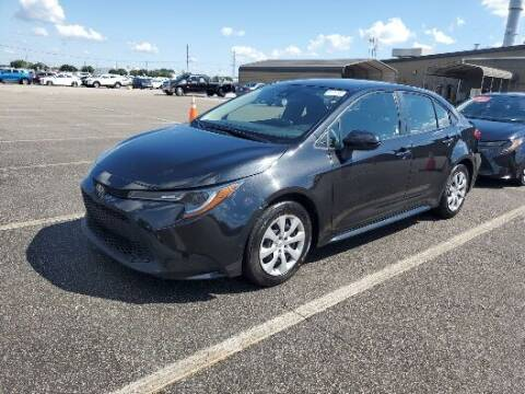 2020 Toyota Corolla for sale at Florida Fine Cars - West Palm Beach in West Palm Beach FL