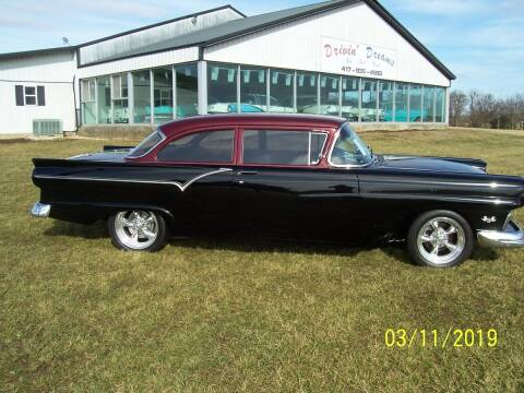 1957 Ford Custom for sale at Wayne Johnson Private Collection in Shenandoah IA