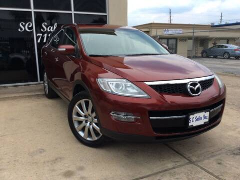 2009 Mazda CX-9 for sale at SC SALES INC in Houston TX