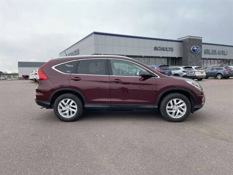 2016 Honda CR-V for sale at Schulte Subaru in Sioux Falls SD