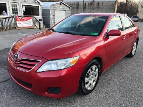 2010 Toyota Camry for sale at Ultra 1 Motors in Pittsburgh PA