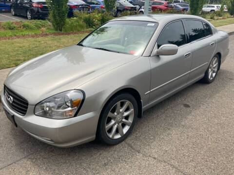 2002 Infiniti Q45 for sale at Blue Line Auto Group in Portland OR