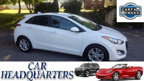 2013 Hyundai Elantra GT for sale at CAR  HEADQUARTERS in New Windsor NY