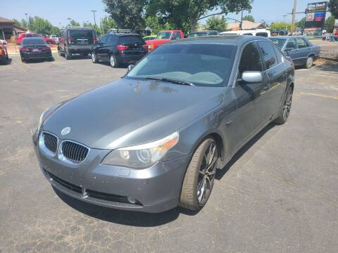 2006 BMW 5 Series for sale at Silverline Auto Boise in Meridian ID