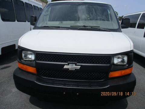 2008 Chevrolet Express Cargo for sale at Atlantic Motors in Chamblee GA