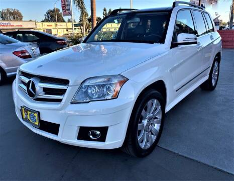 2012 Mercedes-Benz GLK for sale at CARSTER in Huntington Beach CA